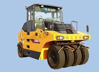 XCMG XP203  cilindru compactor pe pneuri nou