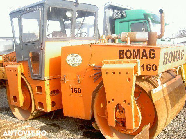 cilindru compactor pentru asfalt BOMAG 160