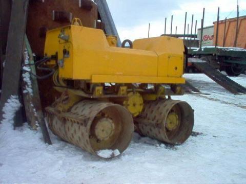 RAMMAX cilindru compactor pentru asfalt
