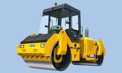 XCMG XD111  cilindru compactor pentru asfalt nou
