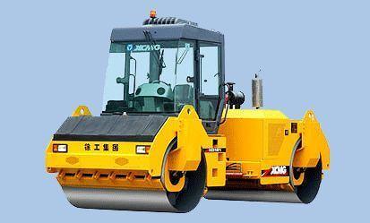 XCMG XD121  cilindru compactor pentru asfalt nou