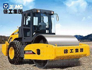 XCMG XS182 cilindru compactor pentru terasamente nou