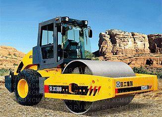 XCMG XS262 cilindru compactor pentru terasamente nou