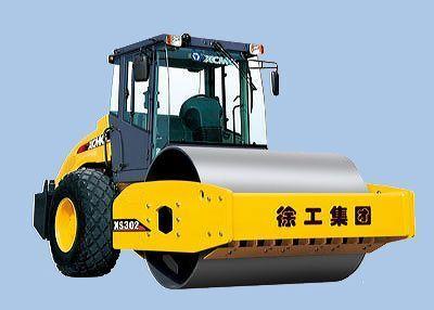 XCMG XS302 cilindru compactor pentru terasamente nou
