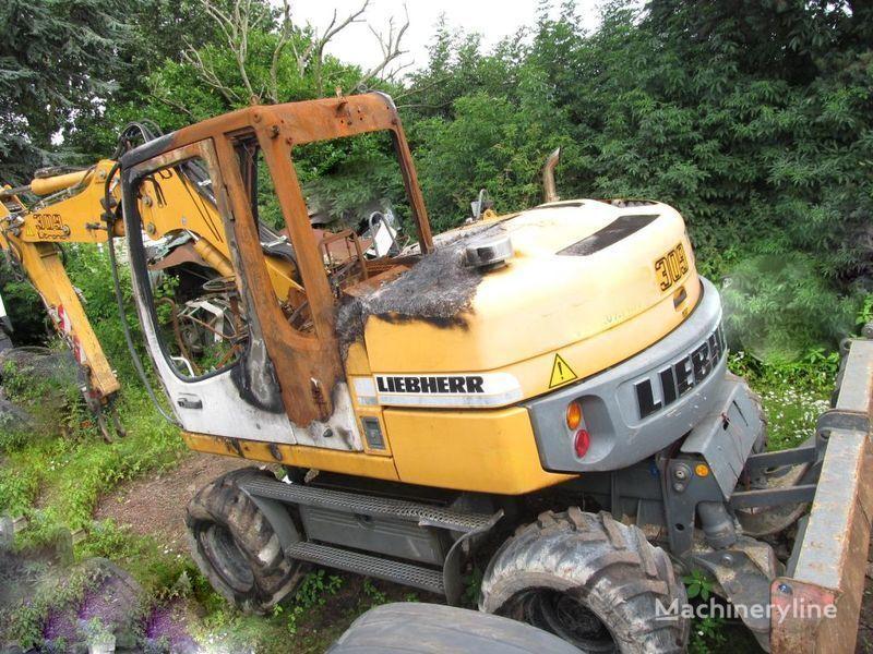 LIEBHERR LITRONIC 309 *2006*  excavator pe roţi