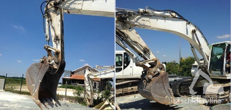 CASE 1288 LC excavator pe şenile