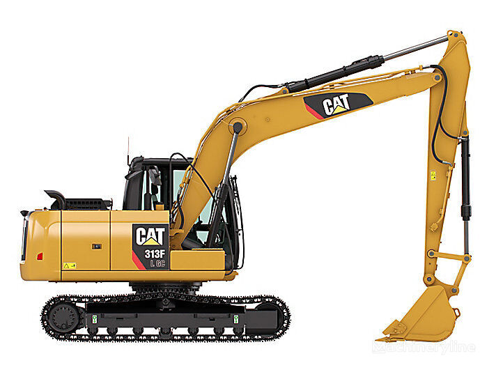 excavator pe şenile CATERPILLAR 313F LGC