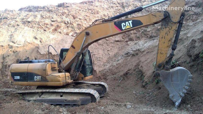 CATERPILLAR 320D 320DL excavator pe şenile