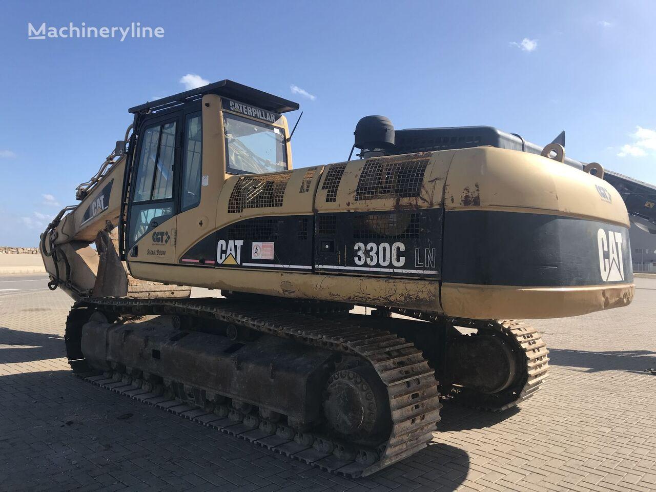 excavator pe şenile CATERPILLAR 330CLN