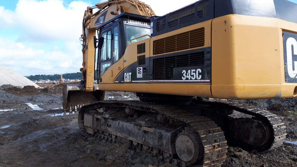 excavator pe şenile CATERPILLAR 345CL