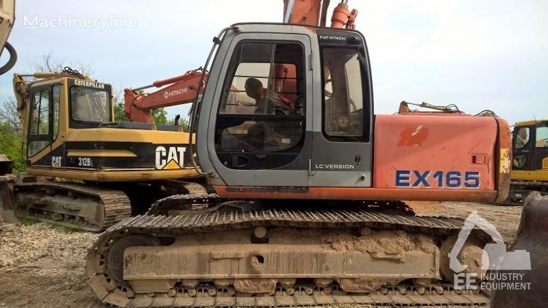 HITACHI EX 165 LC excavator pe şenile
