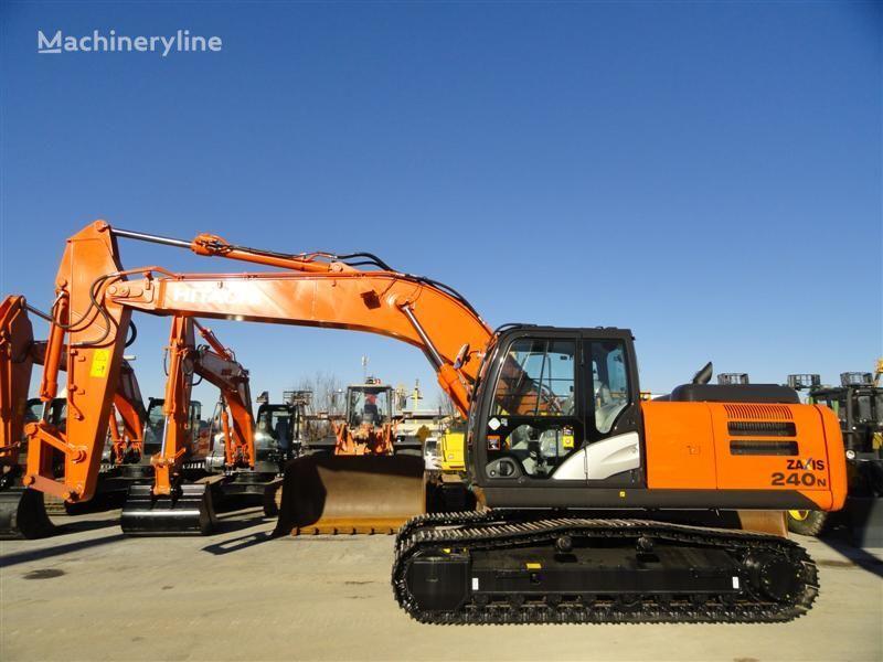 HITACHI ZX 240N-5B  excavator pe şenile nou