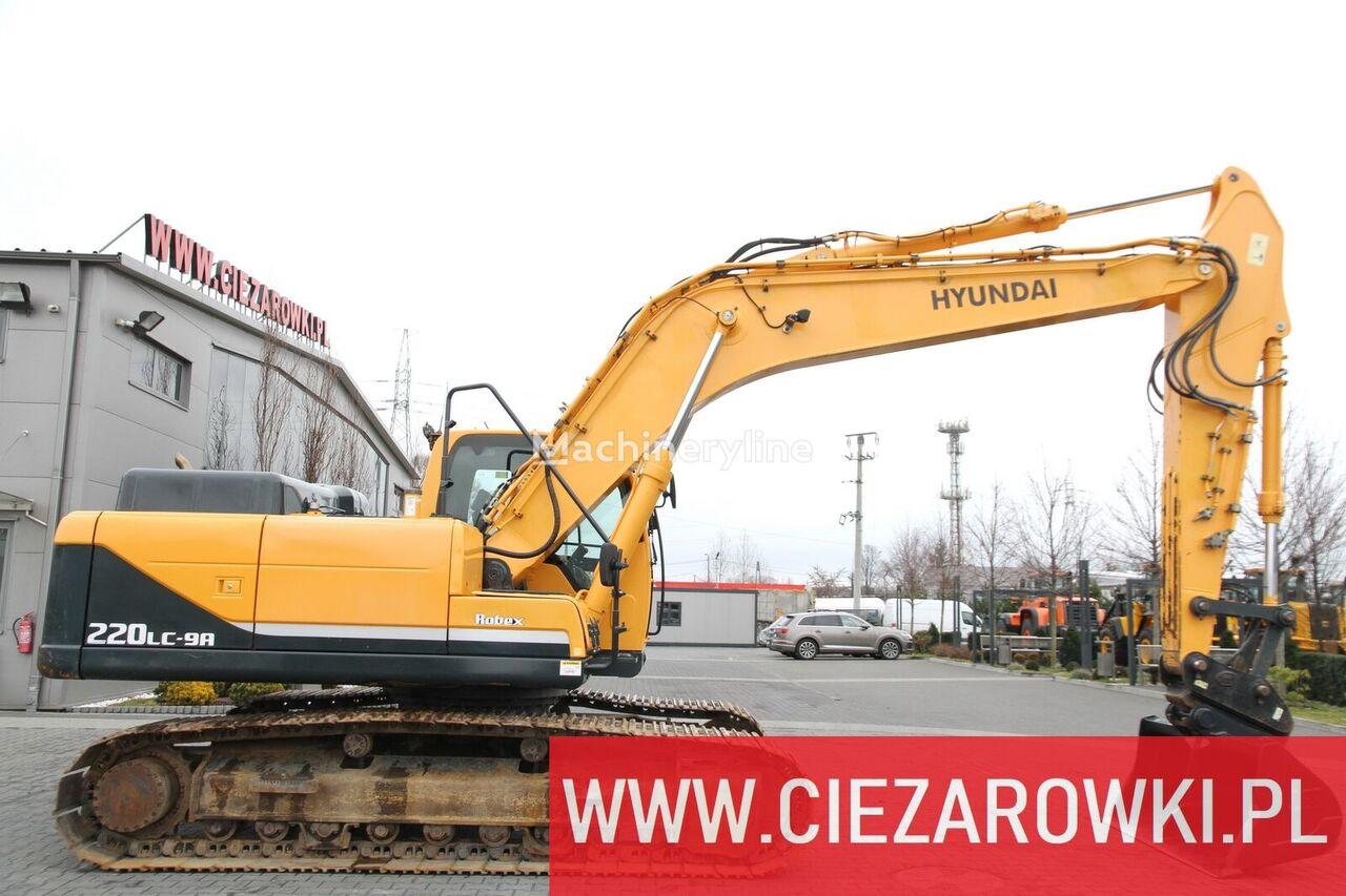 excavator pe şenile HYUNDAI 3000 MTH ! 22,5 T  ROBEX 220LC-9