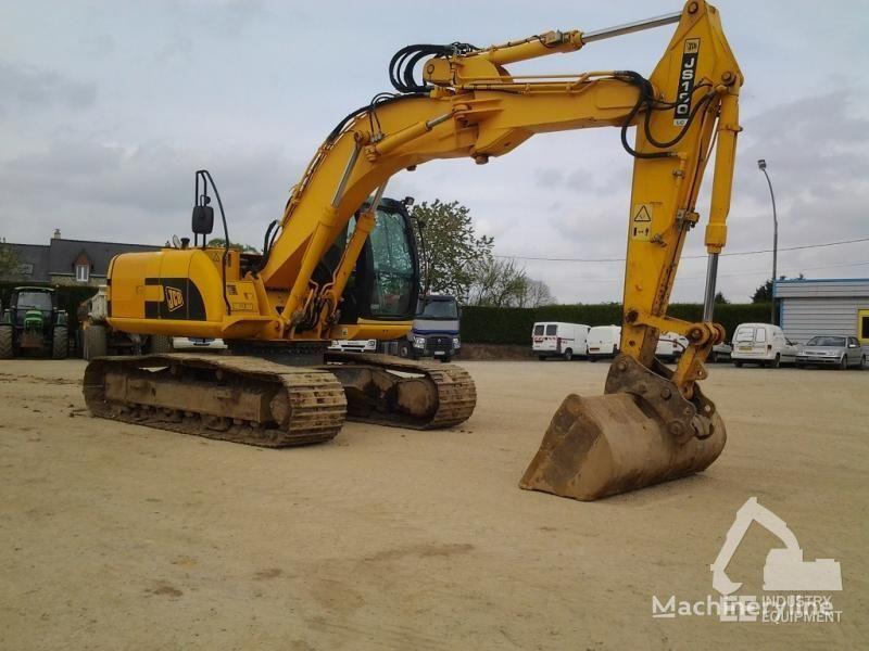 JCB JS 190 LC excavator pe şenile