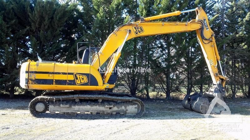 JCB JS 210 LC excavator pe şenile