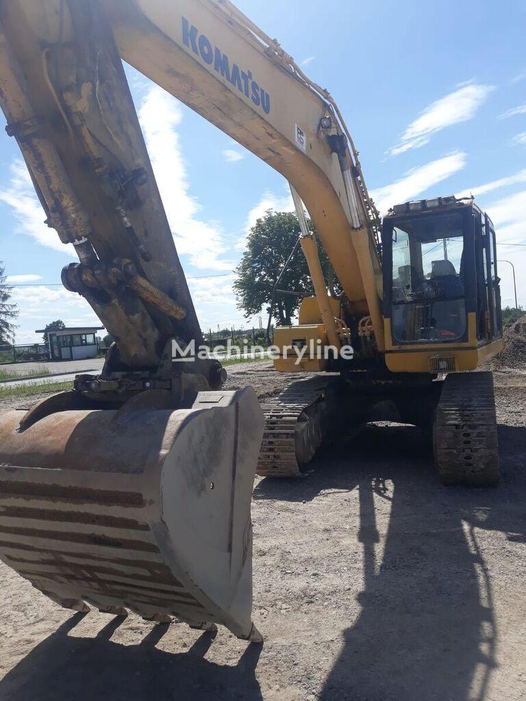 excavator pe şenile KOMATSU PC230 NHD-8
