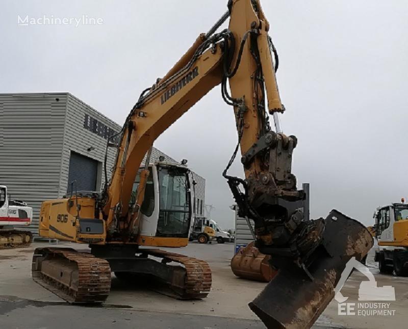 excavator pe şenile LIEBHERR R 906 LC LITRONIC