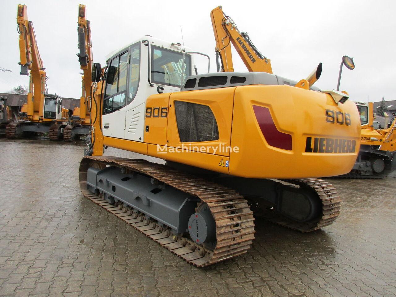 excavator pe şenile LIEBHERR R 906 Litronic Advanced LC