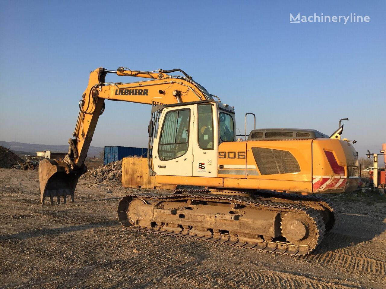 excavator pe şenile LIEBHERR R906 LC LITRONIC