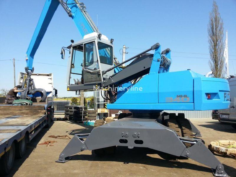 excavator pentru manipulare de materiale FUCHS MHL 340 A