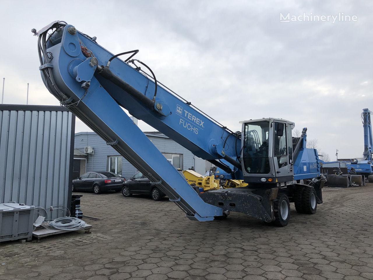excavator pentru manipulare de materiale FUCHS MHL 340 D