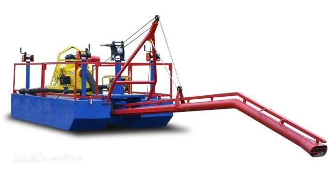Comacchio  MP220D dizelnyy  excavator plutitor