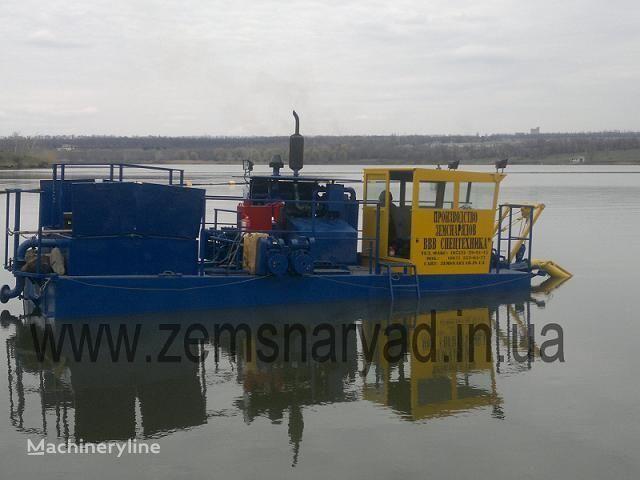 NSS 160/30-GR Zemsnaryad mini + excavator plutitor nou