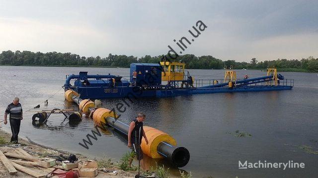 NSS 2500/60-GR-E excavator plutitor nou