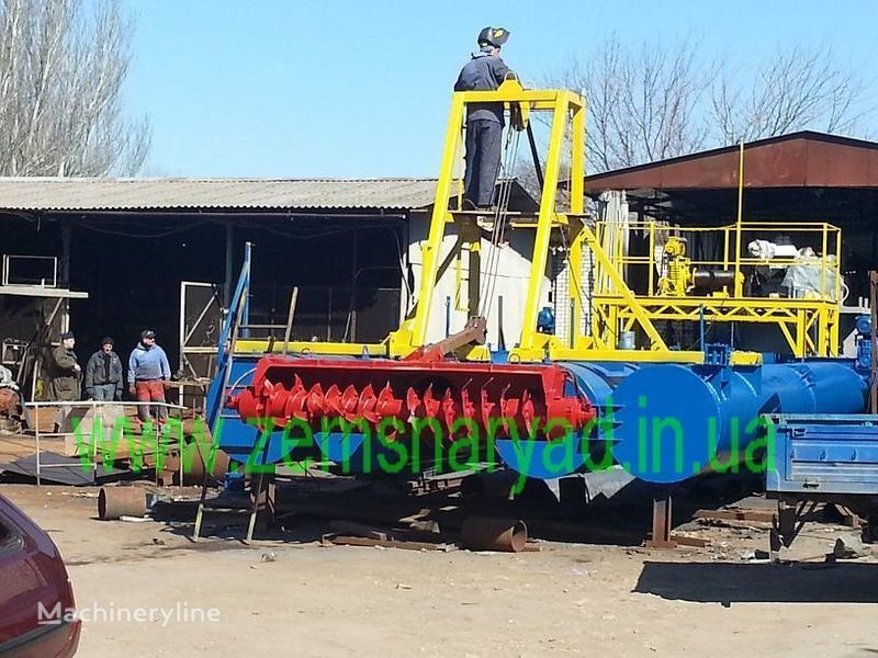 NSS  3000/30-F excavator plutitor nou