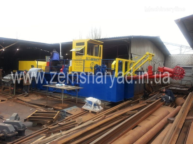 NSS 400/20-F-GR v nalichii excavator plutitor nou