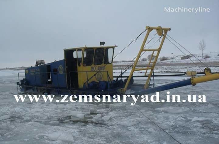 NSS 400/20-GR excavator plutitor nou