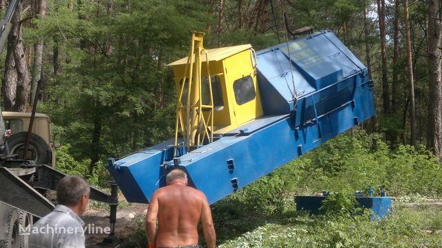 NSS 80/30-D-GR mini zemsnaryad NE MOTOPOMPA  excavator plutitor