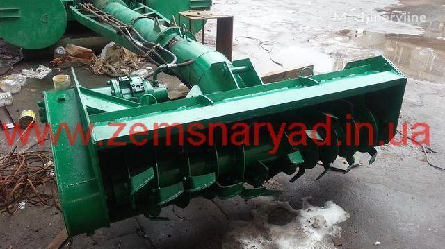 NSS frezernyy ryhlitel excavator plutitor