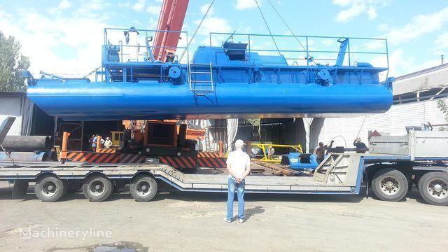NSS Zemsnaryad 400/20-GR excavator plutitor nou