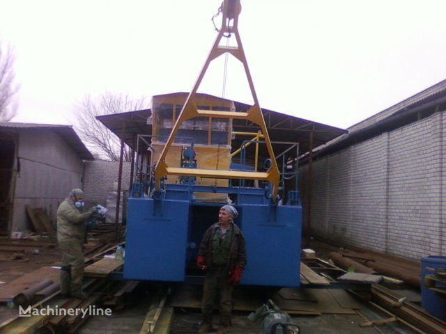 NSS Zemsnaryad 600/40-GR excavator plutitor nou