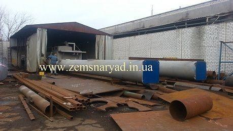 NSS Zemsnaryad NSS 3000/70-F excavator plutitor nou