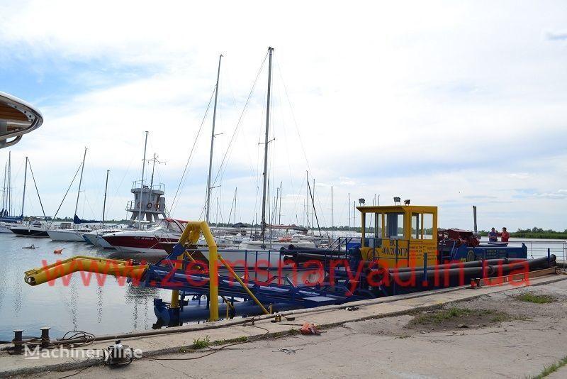 NSS Zemsnaryad NSS 400/20-GR-F excavator plutitor nou