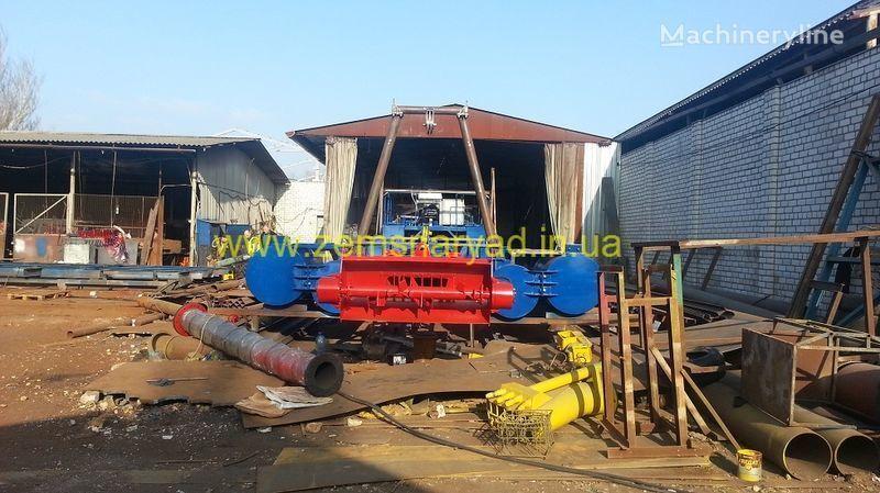 NSS Zemsnaryad NSS 800/40-GR-F-K excavator plutitor nou