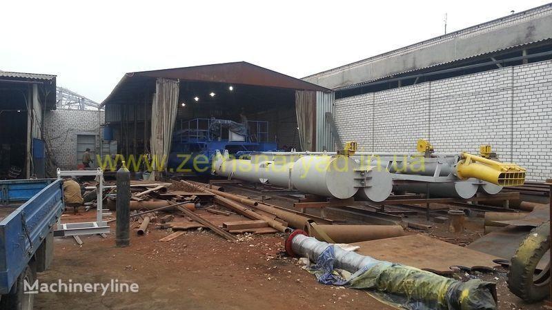 NSS Zemsnaryad NSS 800/40-GR-K-F excavator plutitor nou