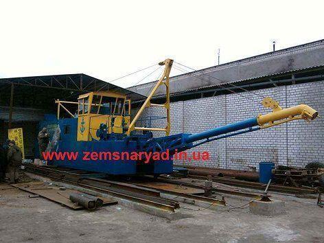 NSS 400/20-GR excavator plutitor