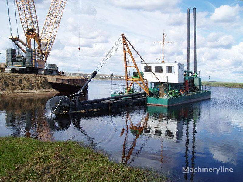 Zemsnaryad LS-27M6 1400/40  excavator plutitor