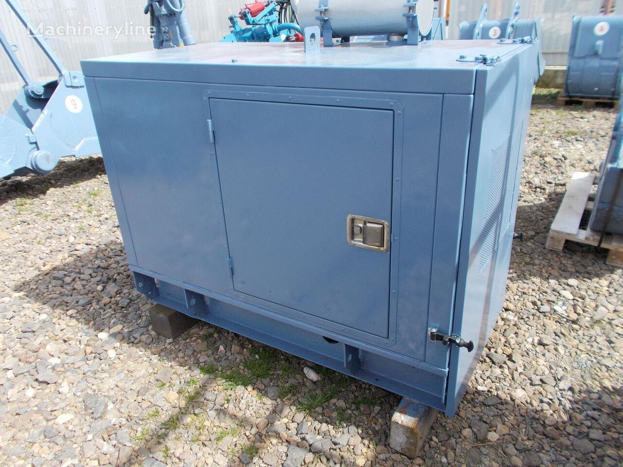 generator de curent pe motorină (diesel) MEC