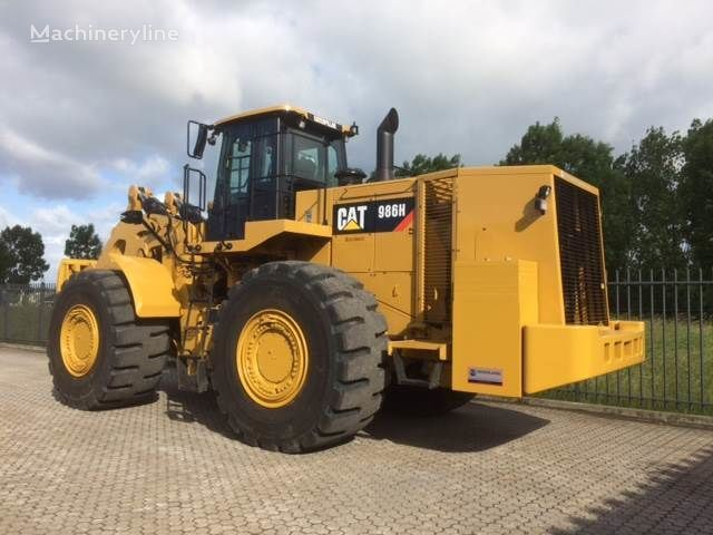 CATERPILLAR 986H demo machine încărcător frontal