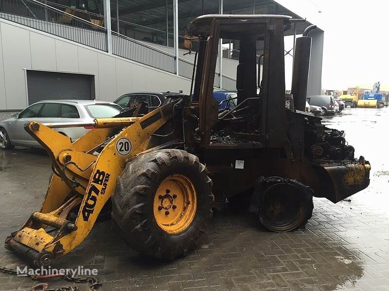 JCB 407BZX (For Parts) încărcător frontal