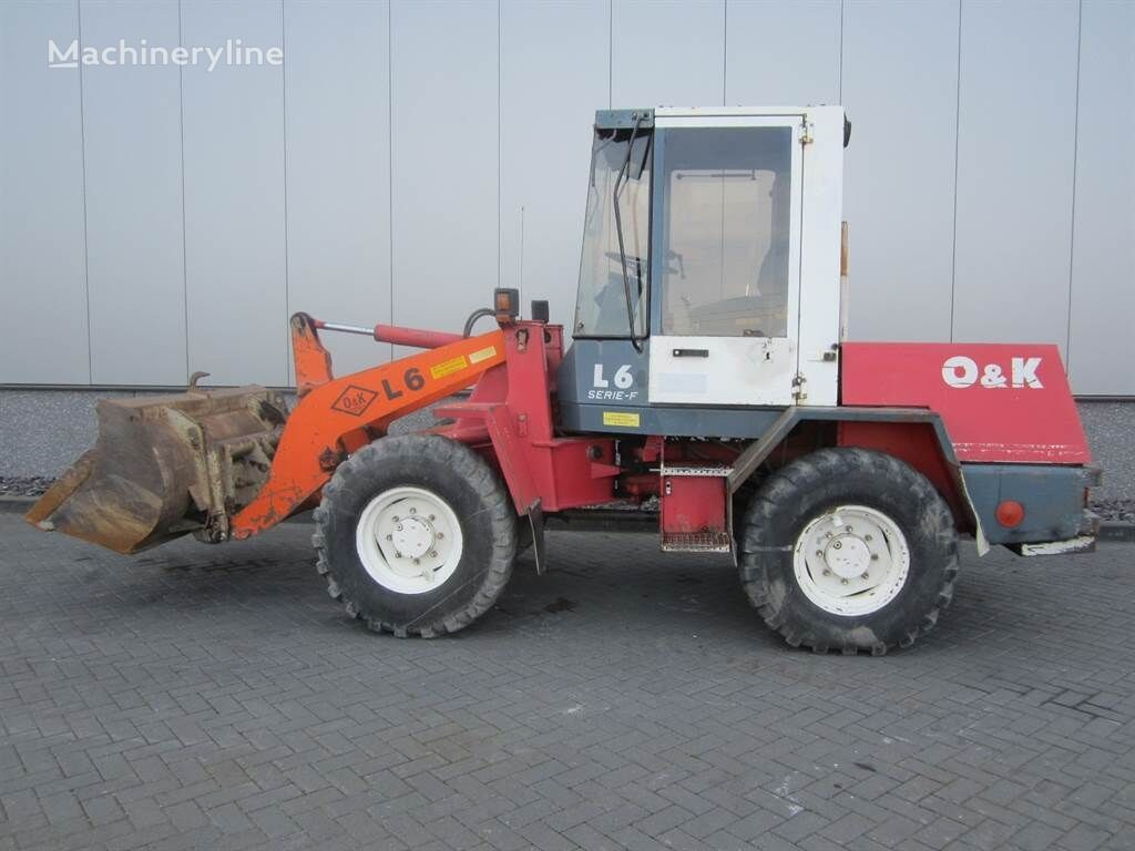 O&K O & K L6-3 (For Parts) încărcător frontal