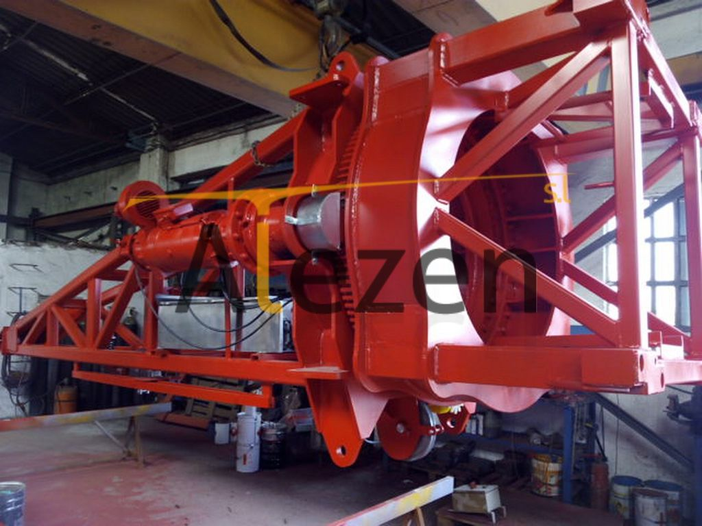 SAEZ s 52 RECONDITIONED macara turn