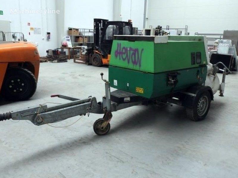 masina de montat pavele Estromix 260 D5 - aggregate for floors