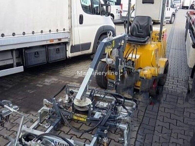 masina de montat pavele GEENS Rollmops