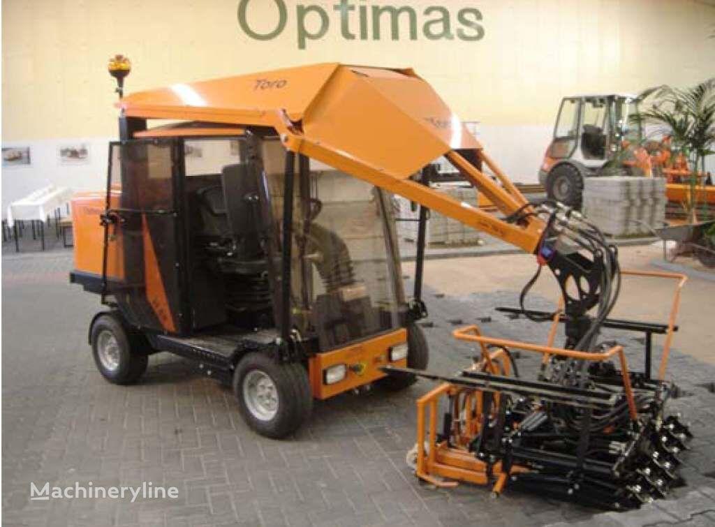 masina de montat pavele OPTIMAS H88