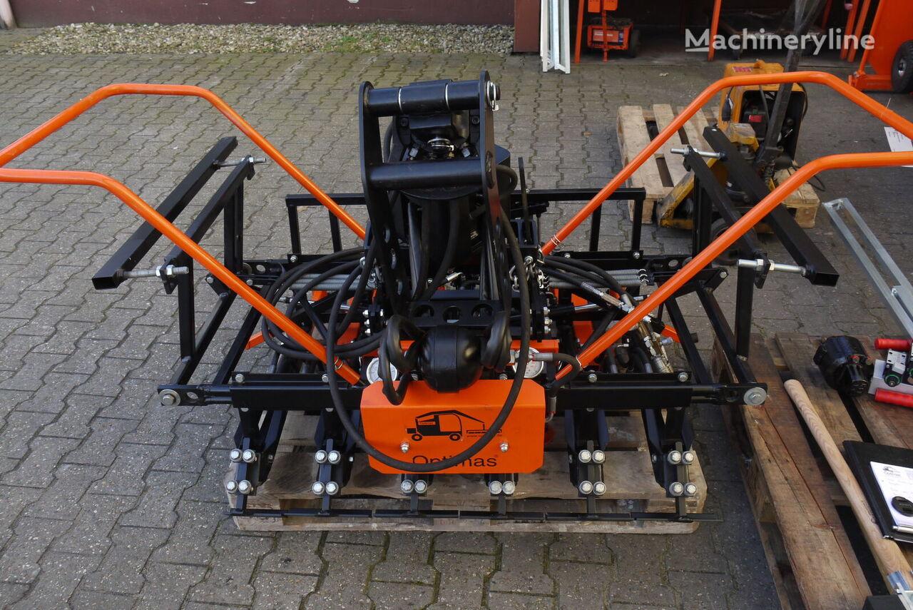 masina de montat pavele OPTIMAS Optimas Pflastergreifer